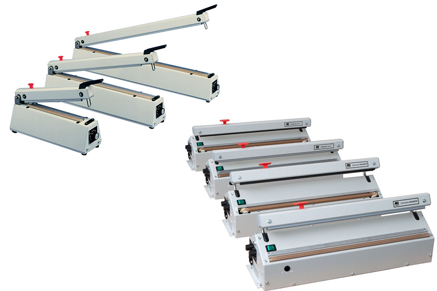 Audion sealmachines Magneta en Sealboy
