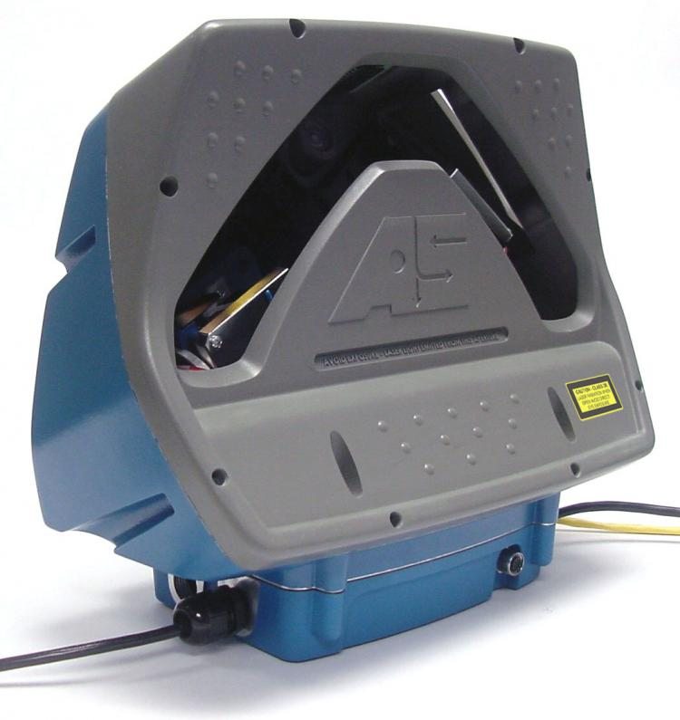 AXIOM-X Scanner laser 1D