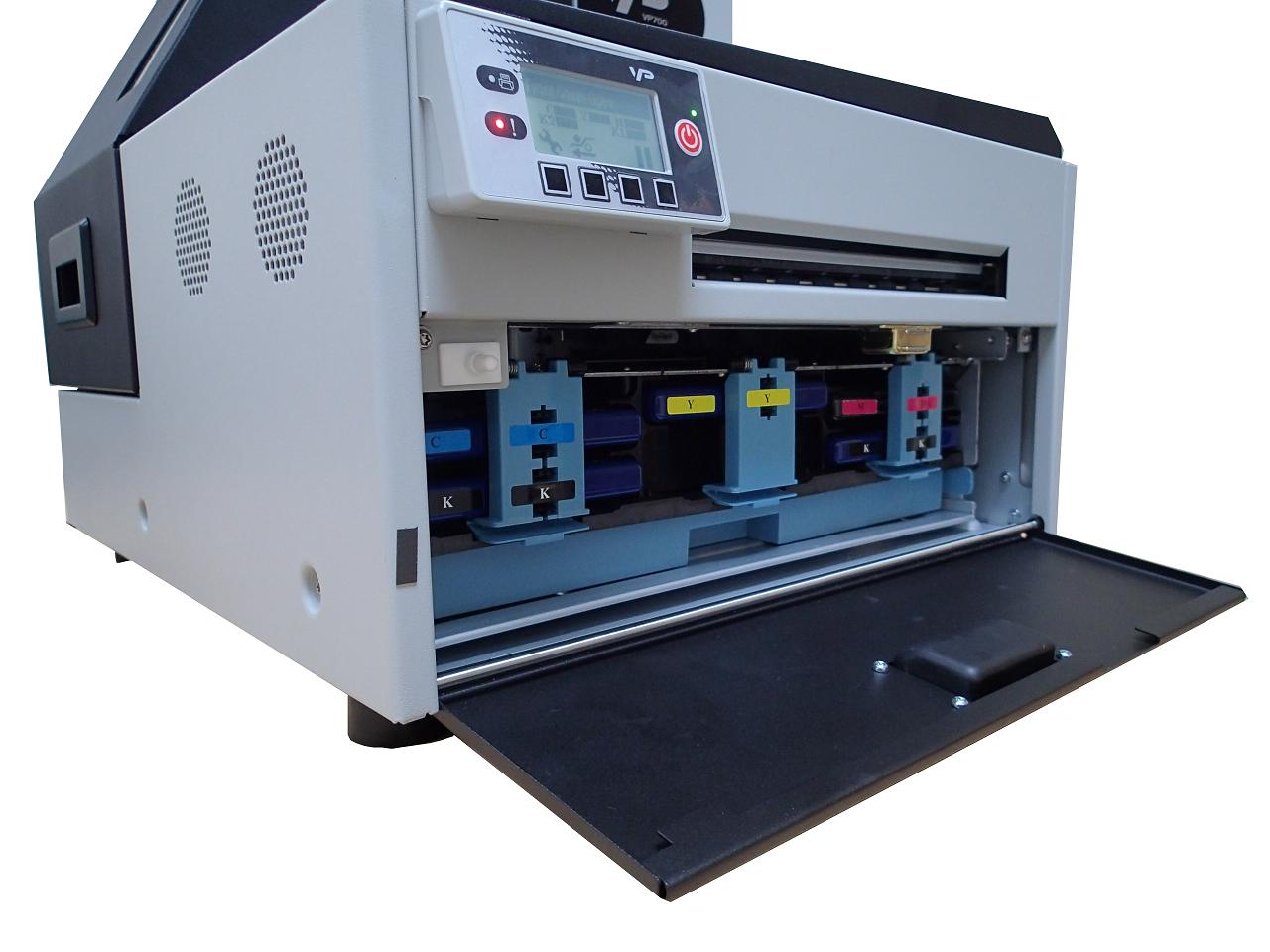 Full color labelprinter VIPColor VP700 | Presa